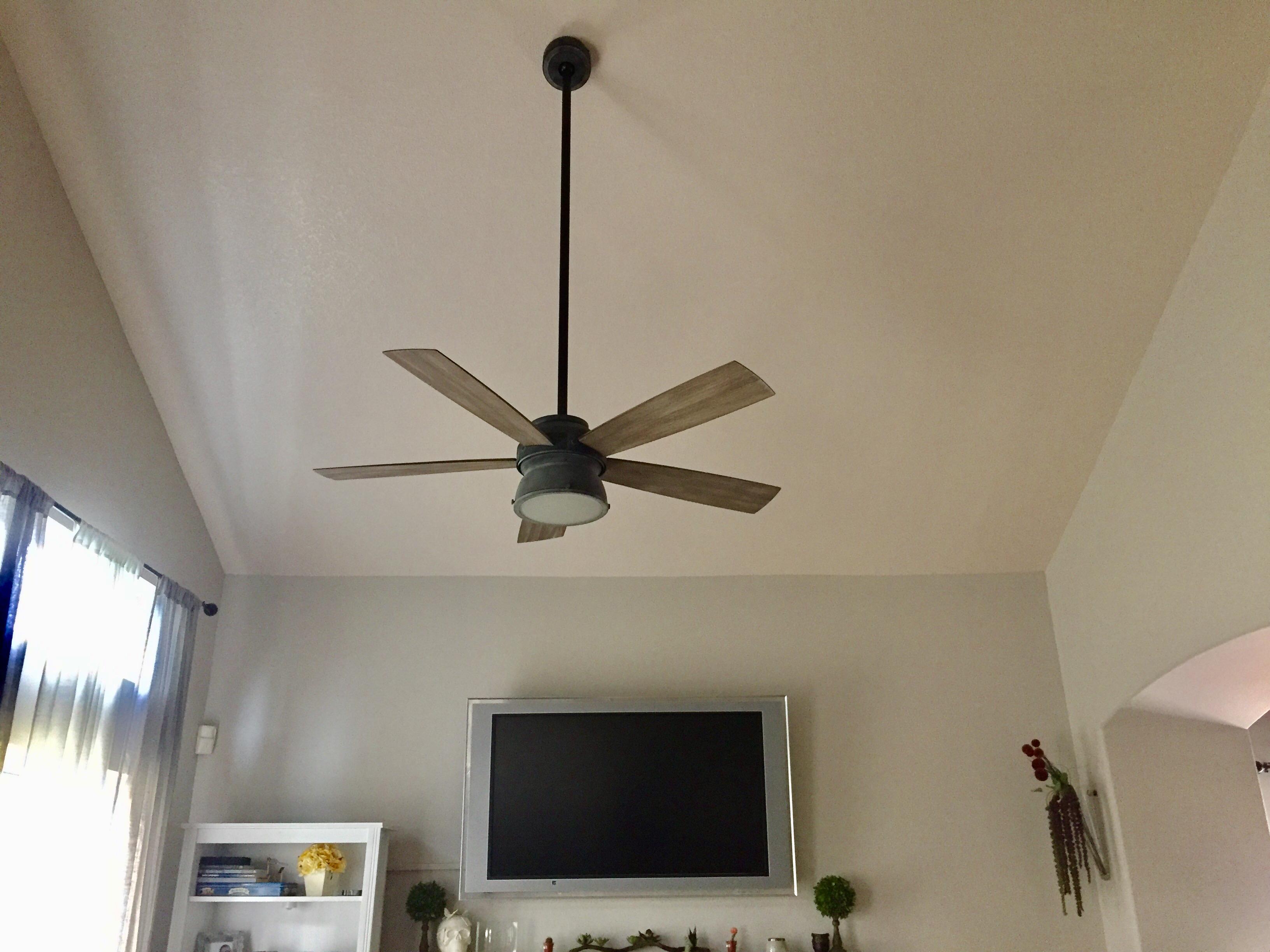 A Ceiling Fan I m Actually A Fan